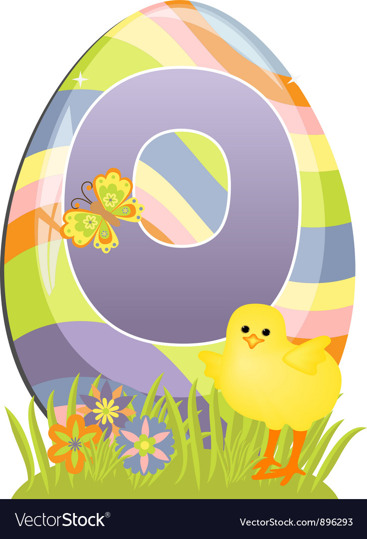 Cute initial letter o vector | Price: 1 Credit (USD $1)