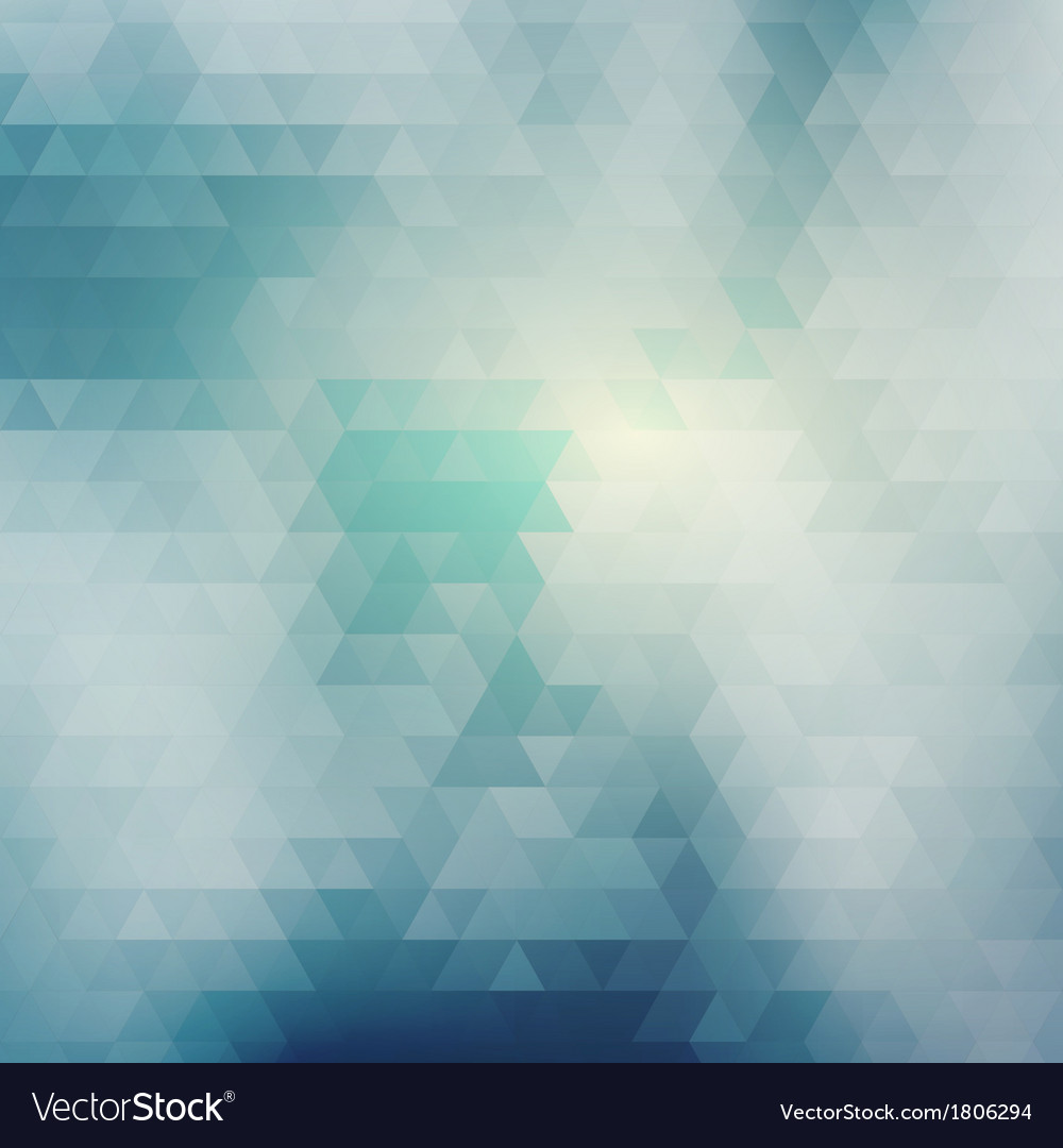 Blue abstract card geometric background vector | Price: 1 Credit (USD $1)