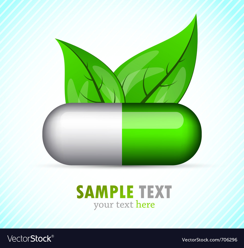 Background with pill vector | Price: 1 Credit (USD $1)
