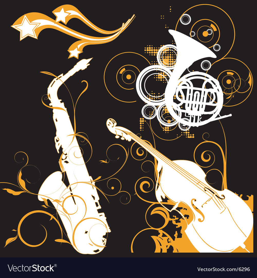 Music graphics vector | Price: 3 Credit (USD $3)
