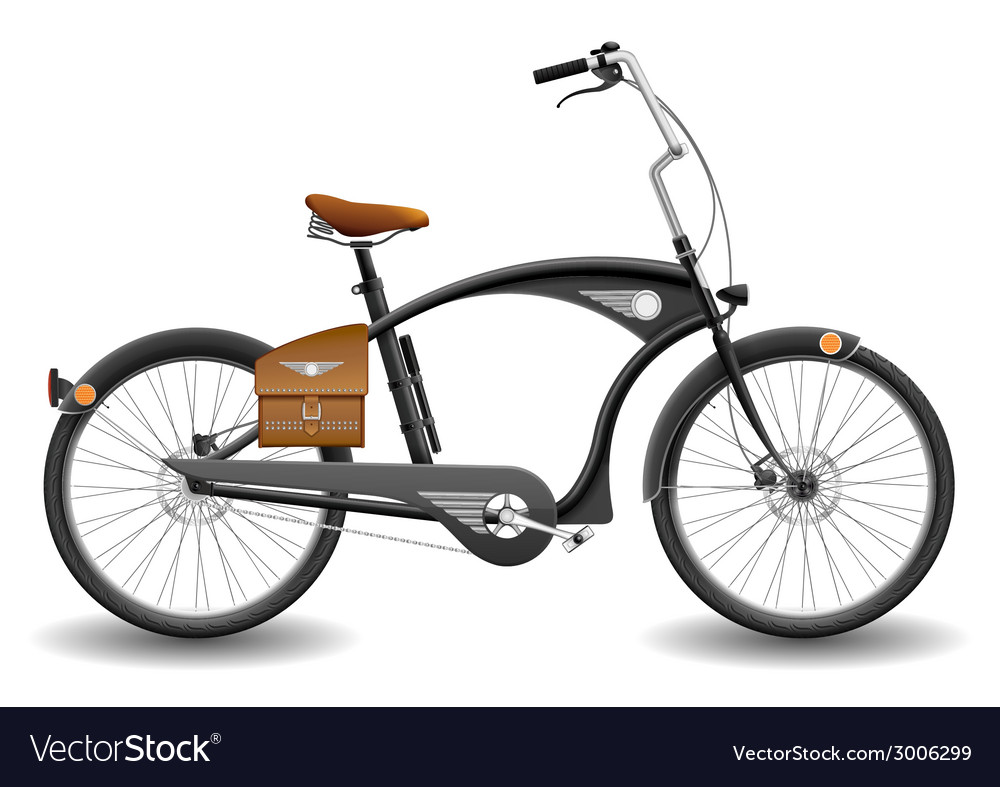 Bicycle chopper vector | Price: 1 Credit (USD $1)
