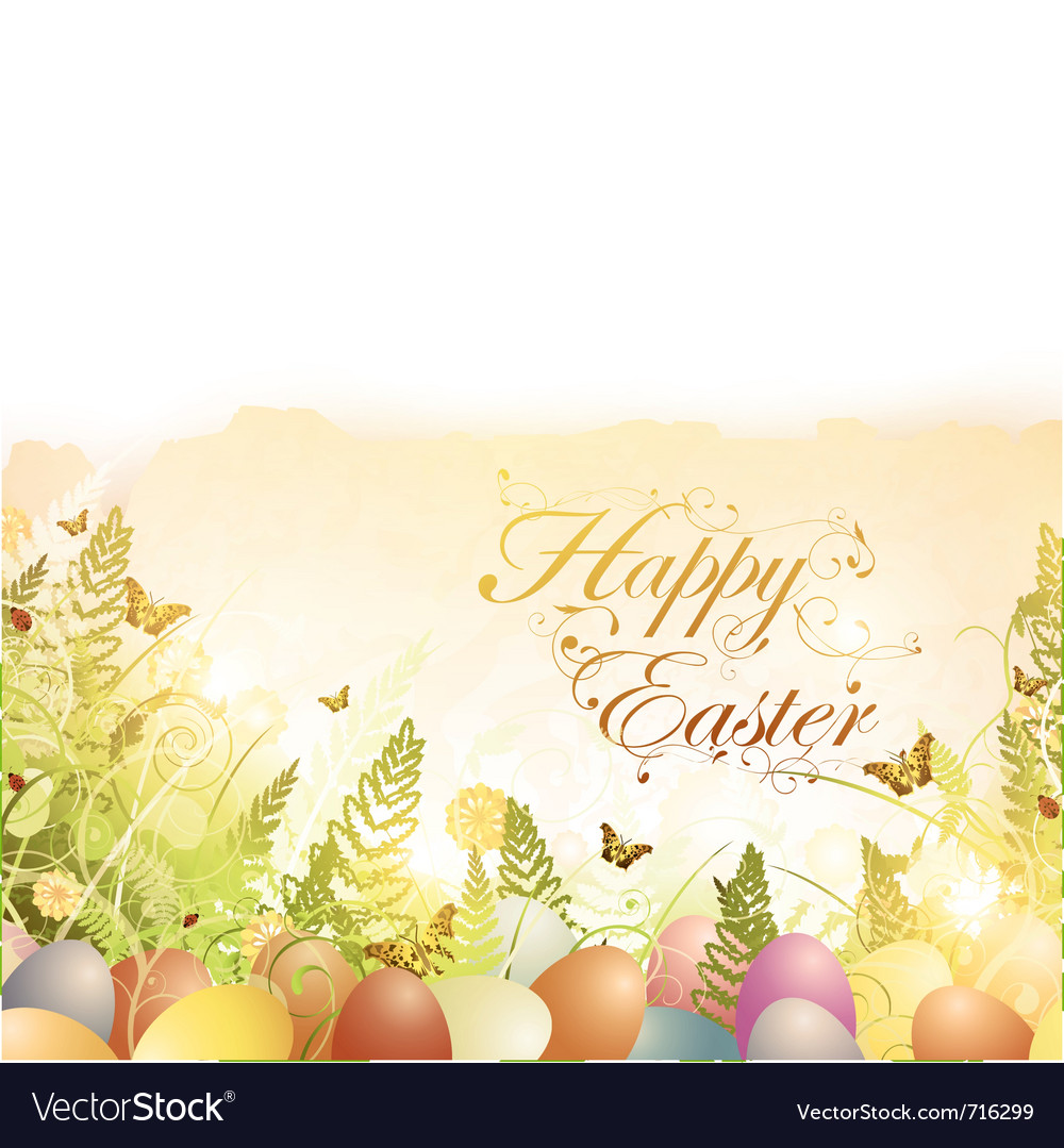 Easter vector | Price: 3 Credit (USD $3)