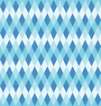 Seamless blue abstract mosaic background vector