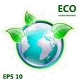 Element for design ecology vector