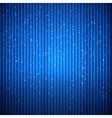 Abstract blue background with lines vector