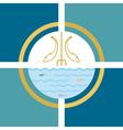 Religion symbol vector