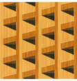 Wooden blocks vector