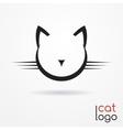 Cat logo vector