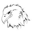 Desert eagle vector