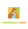 Veterinary care vector