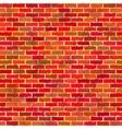 Brick wall seamless vector