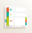 Modern design template can be used for vector
