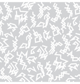 Zigzag pattern vector