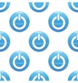 Power sign pattern vector