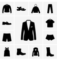 Man clothing vector
