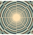 Abstract deep tube abstract background vector