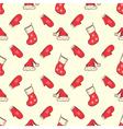 Seamless christmas pattern vector