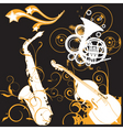 Music graphics vector