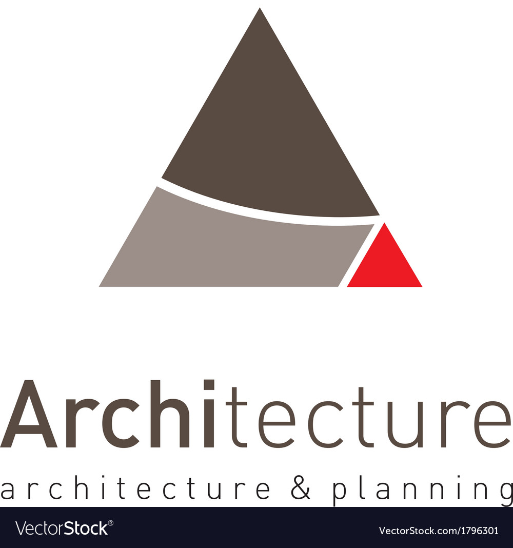 Architecturelogo vector