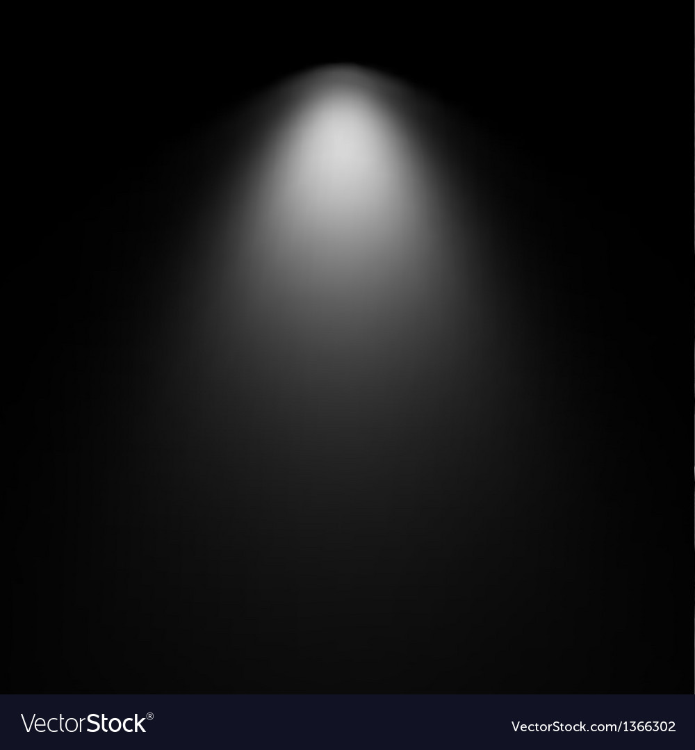 Light beam from projector vector | Price: 1 Credit (USD $1)