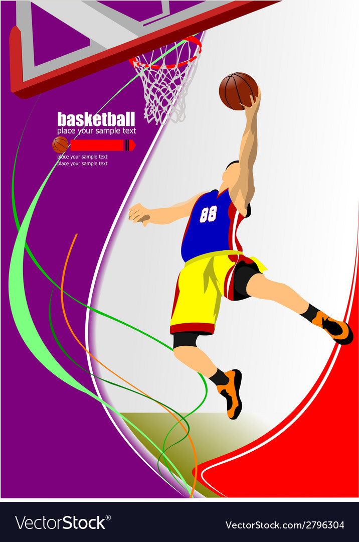 Al 1011 basketball 03 vector | Price: 1 Credit (USD $1)