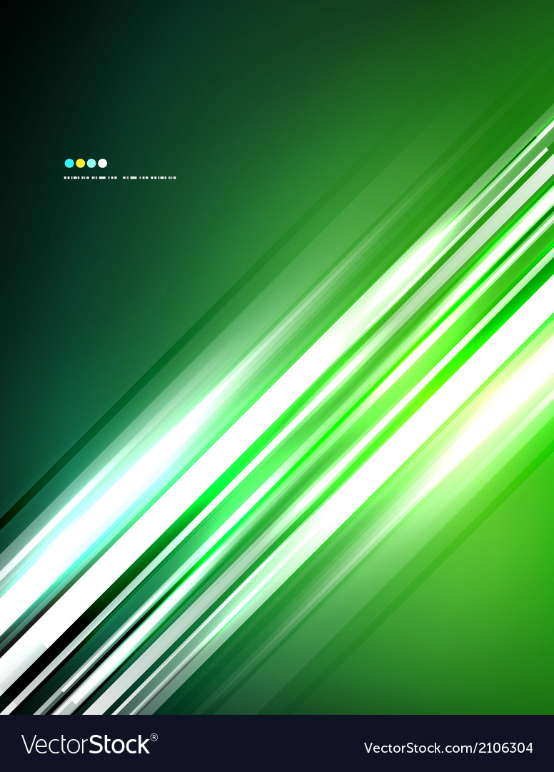 Light shiny straight lines background vector | Price: 1 Credit (USD $1)