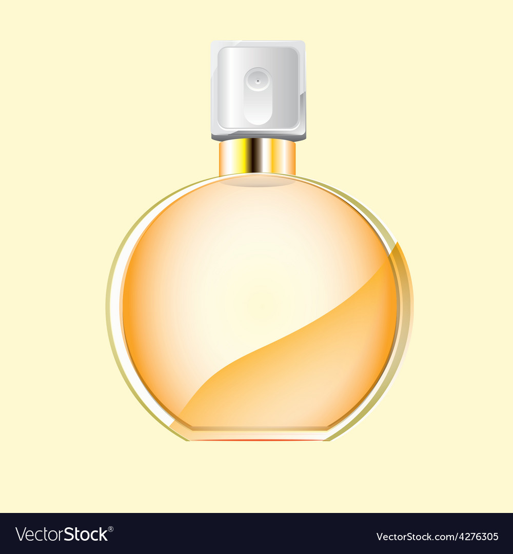 Perfume spray bottle vector | Price: 1 Credit (USD $1)