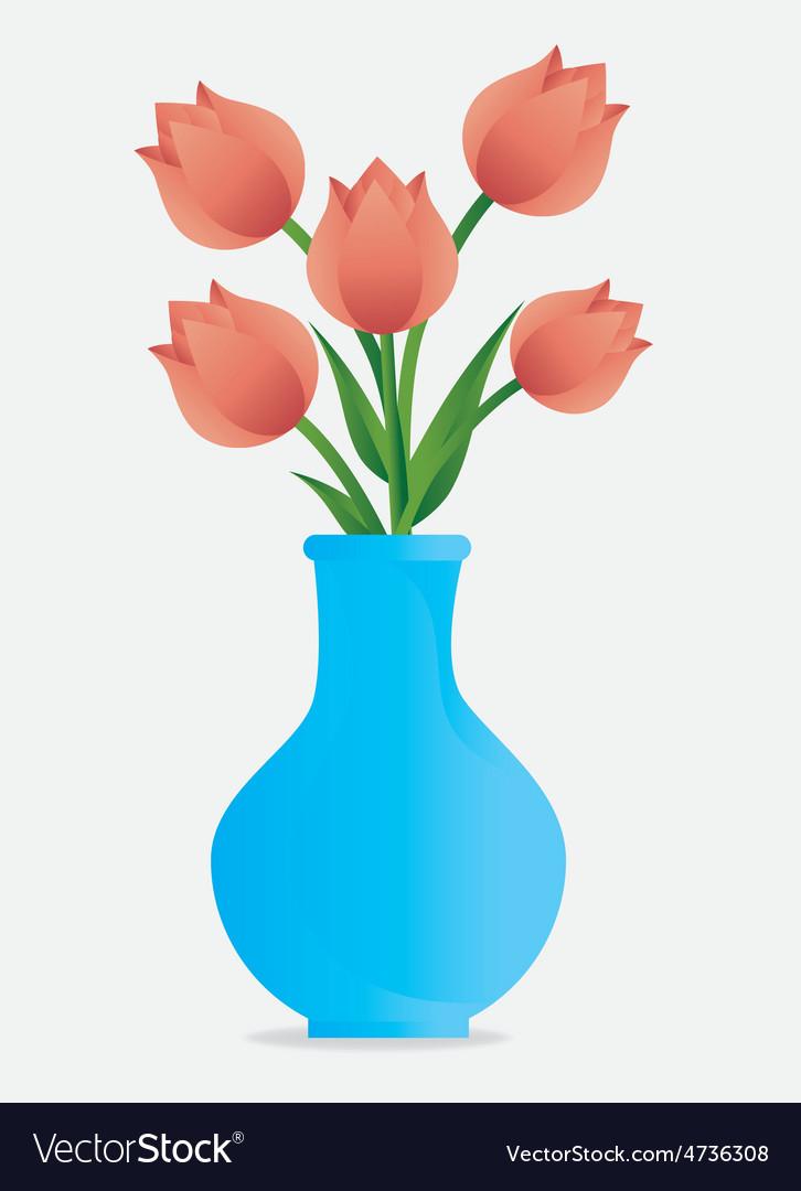 Flowers design vector | Price: 1 Credit (USD $1)
