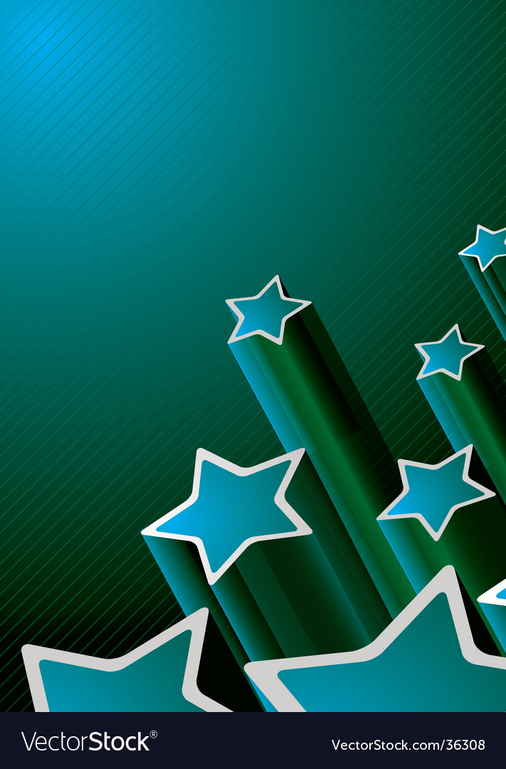 Star background vector | Price: 1 Credit (USD $1)