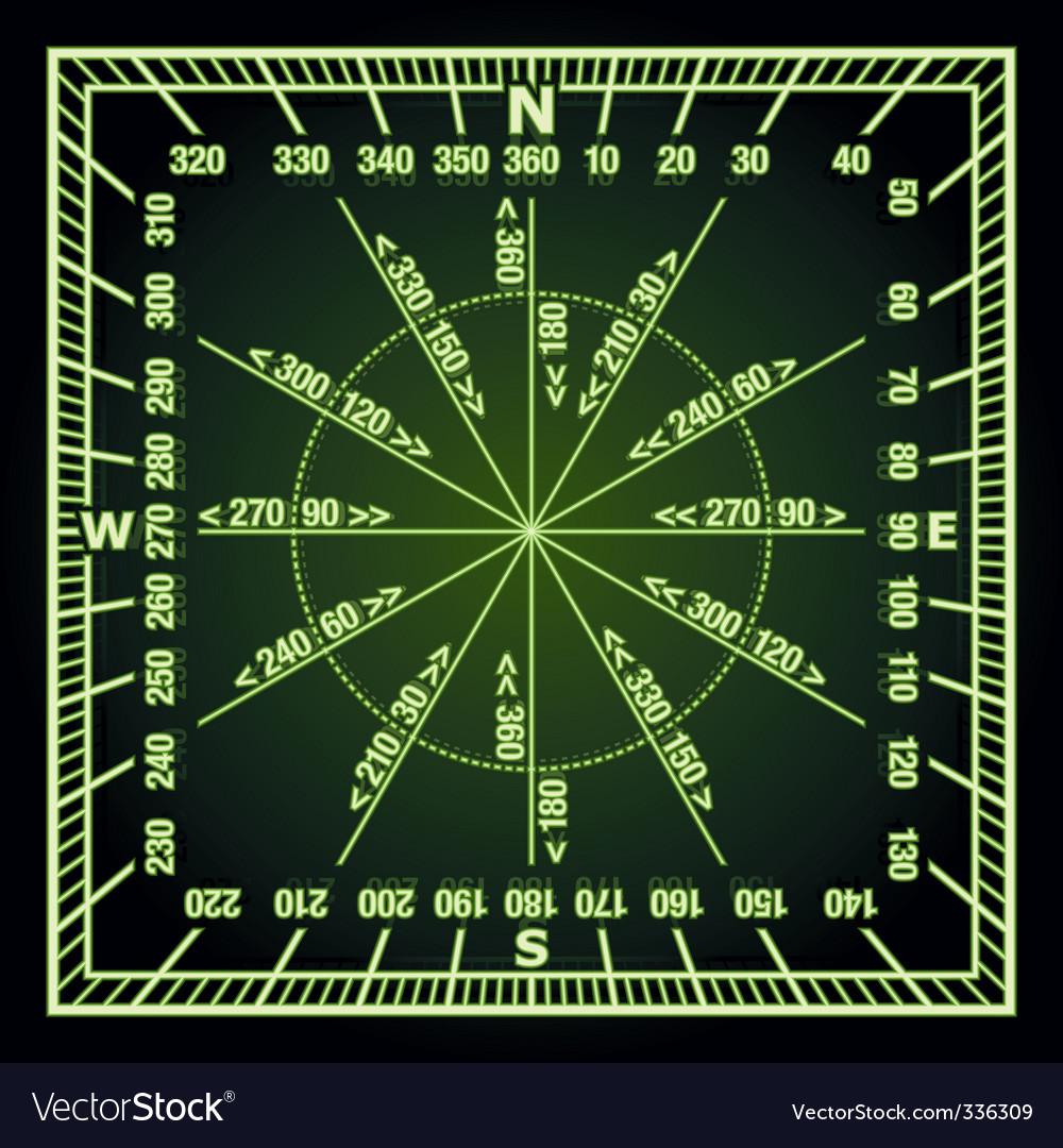 Navigation grid vector | Price: 1 Credit (USD $1)