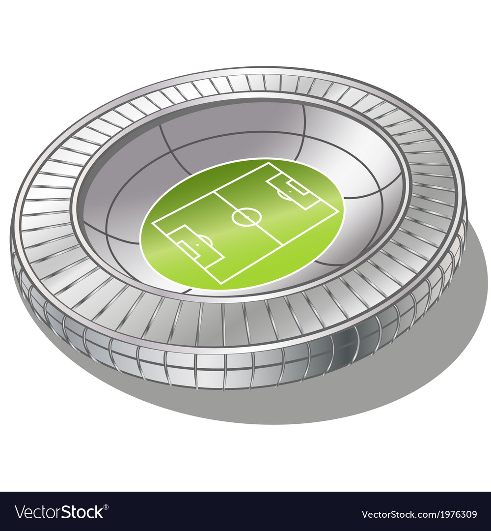 Stadium vector | Price: 1 Credit (USD $1)