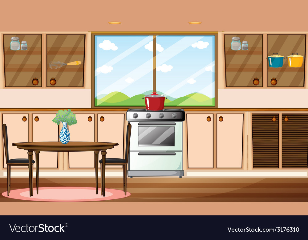 Pantry vector | Price: 3 Credit (USD $3)