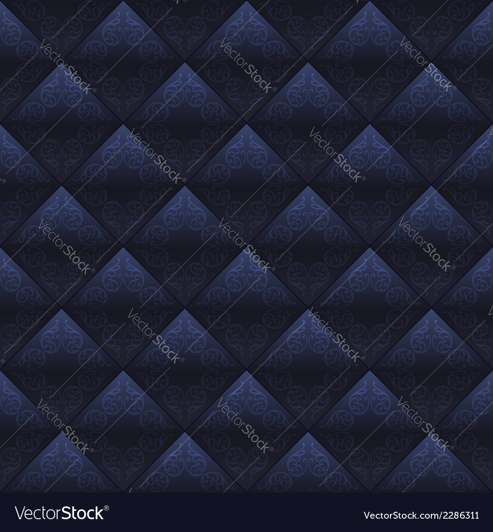 Decorated tiles seamless background vector | Price: 1 Credit (USD $1)