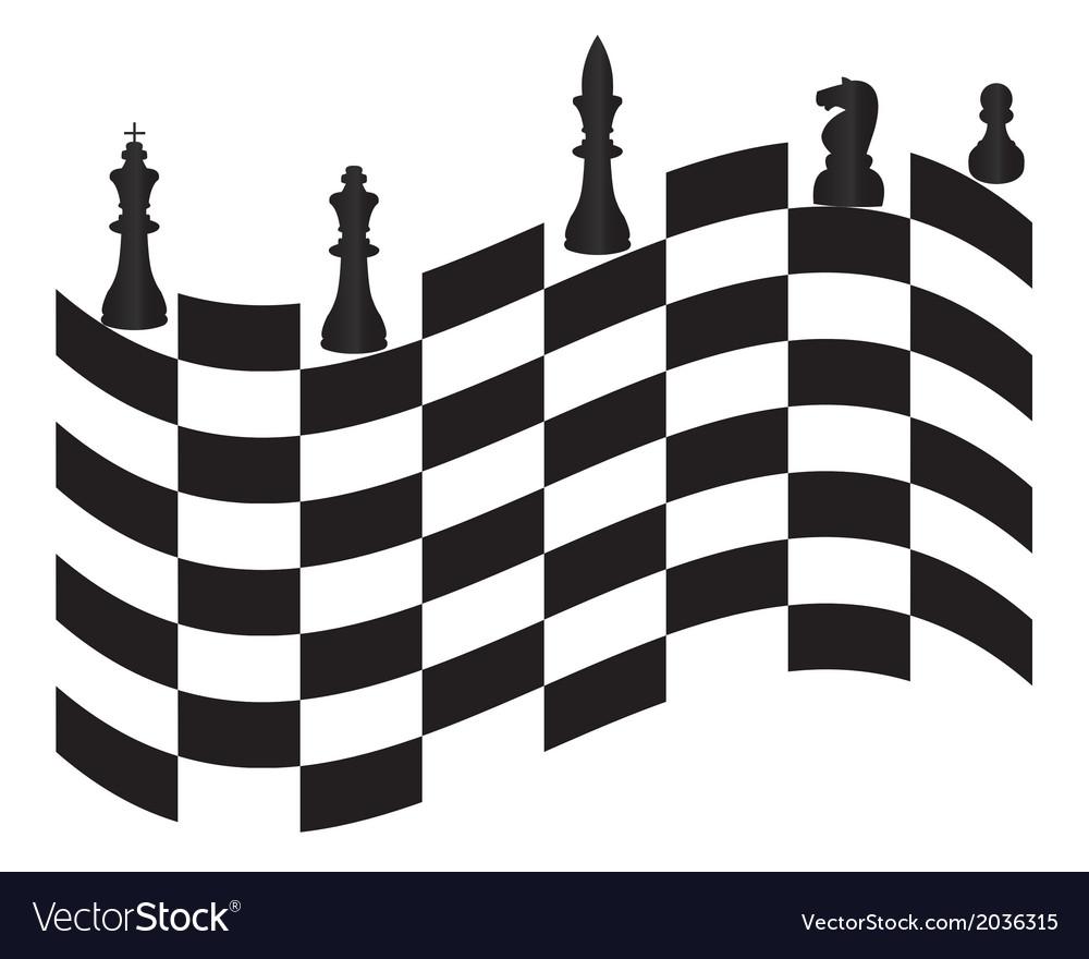 Chessmen vector | Price: 1 Credit (USD $1)