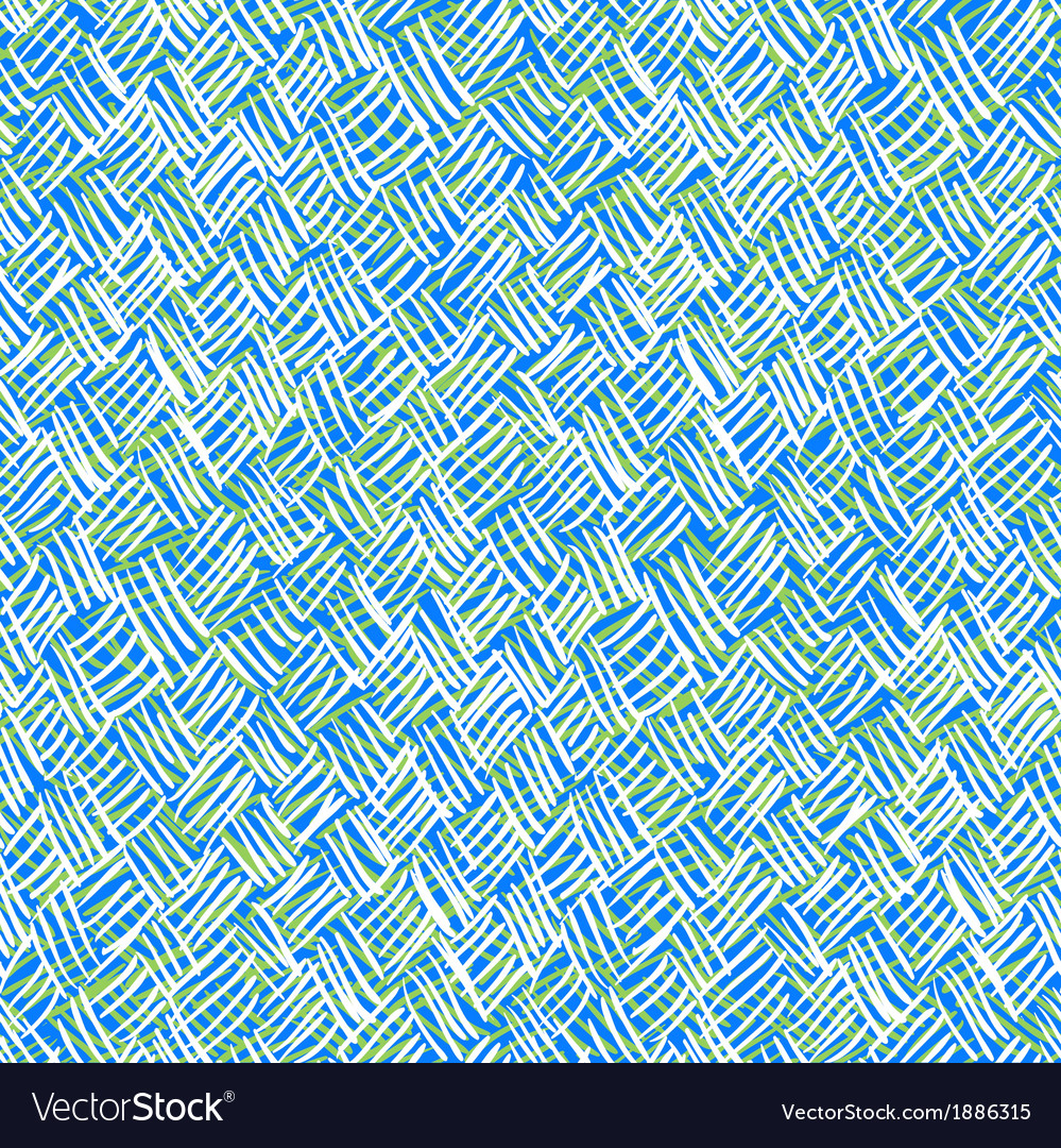 Pattern with brushed crossing thin lines vector | Price: 1 Credit (USD $1)