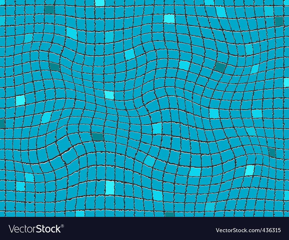 Twisted ceramic pattern vector | Price: 1 Credit (USD $1)