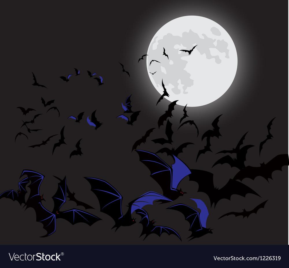 Bat vector | Price: 1 Credit (USD $1)