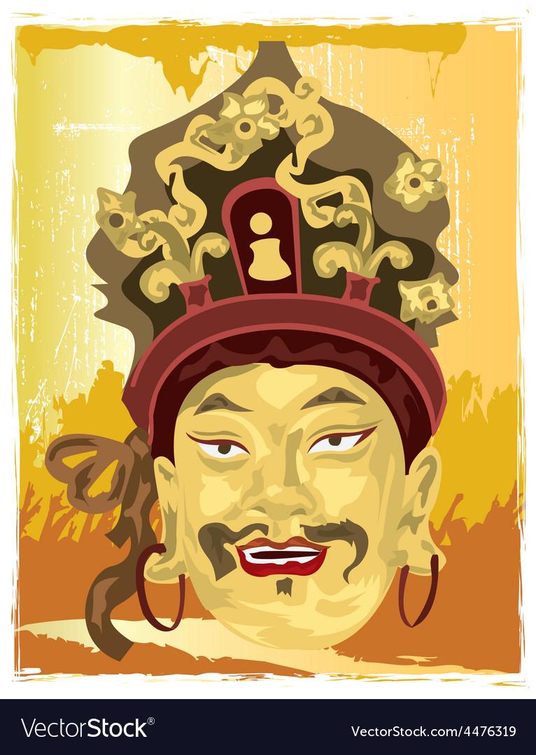 Buddha design vector | Price: 1 Credit (USD $1)