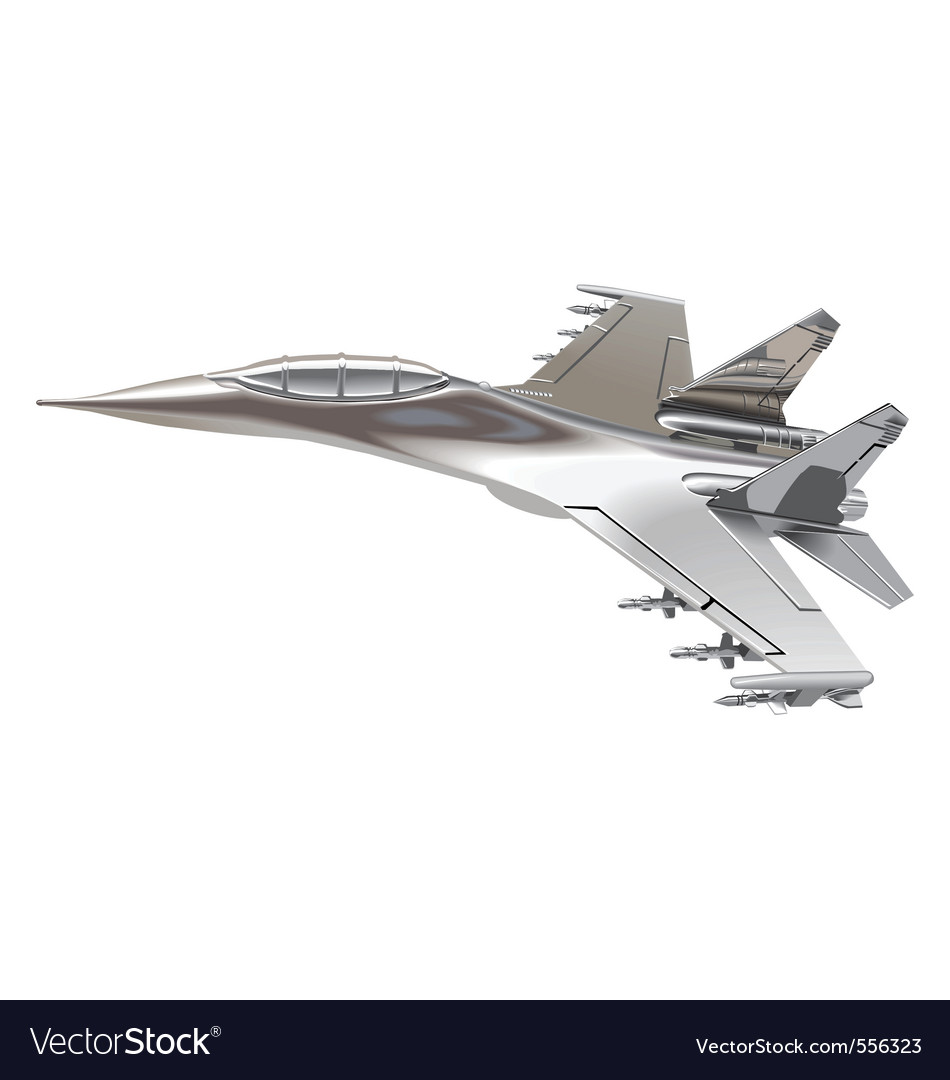 Fighter vector | Price: 1 Credit (USD $1)