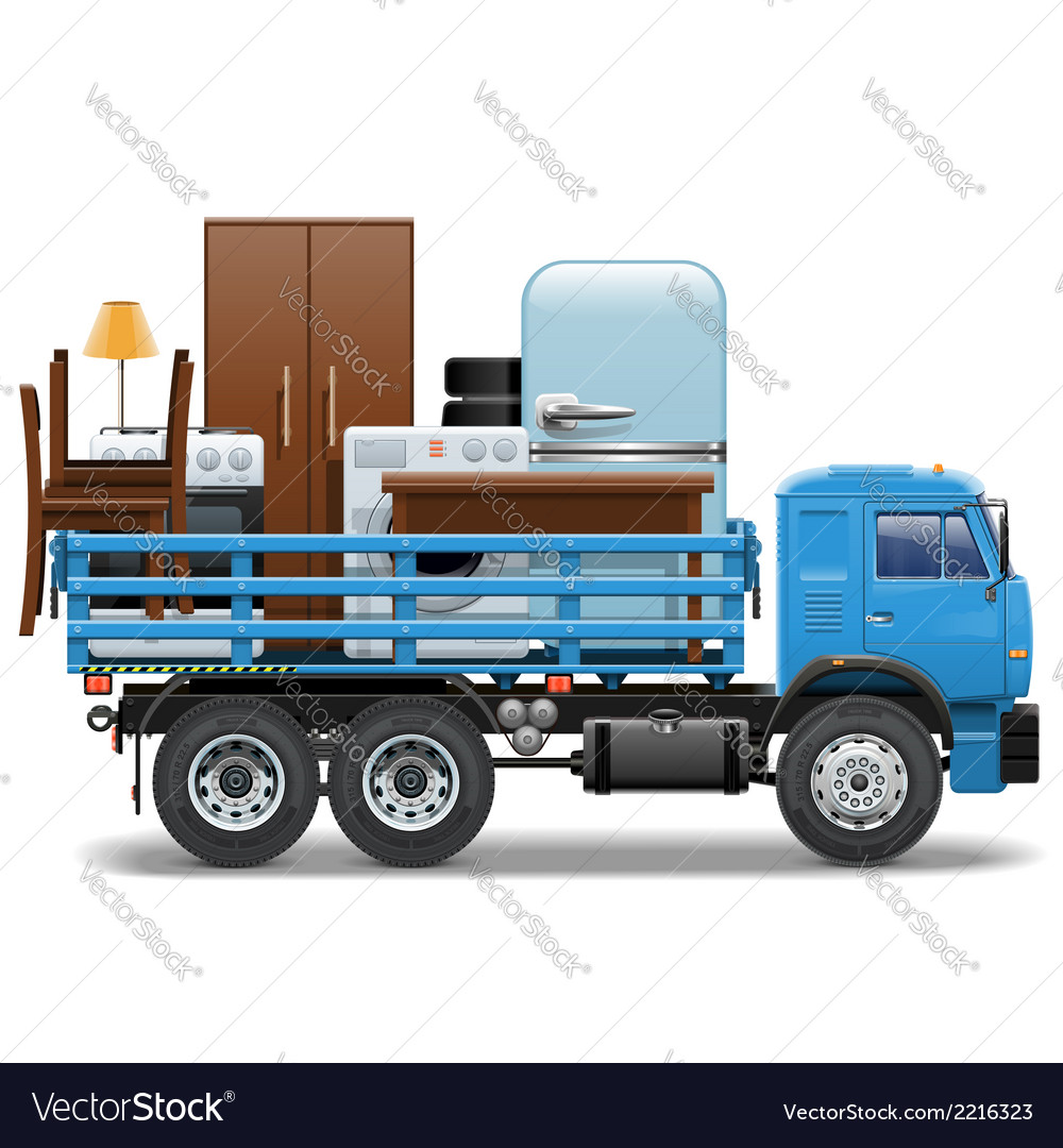 Moving concept vector | Price: 3 Credit (USD $3)