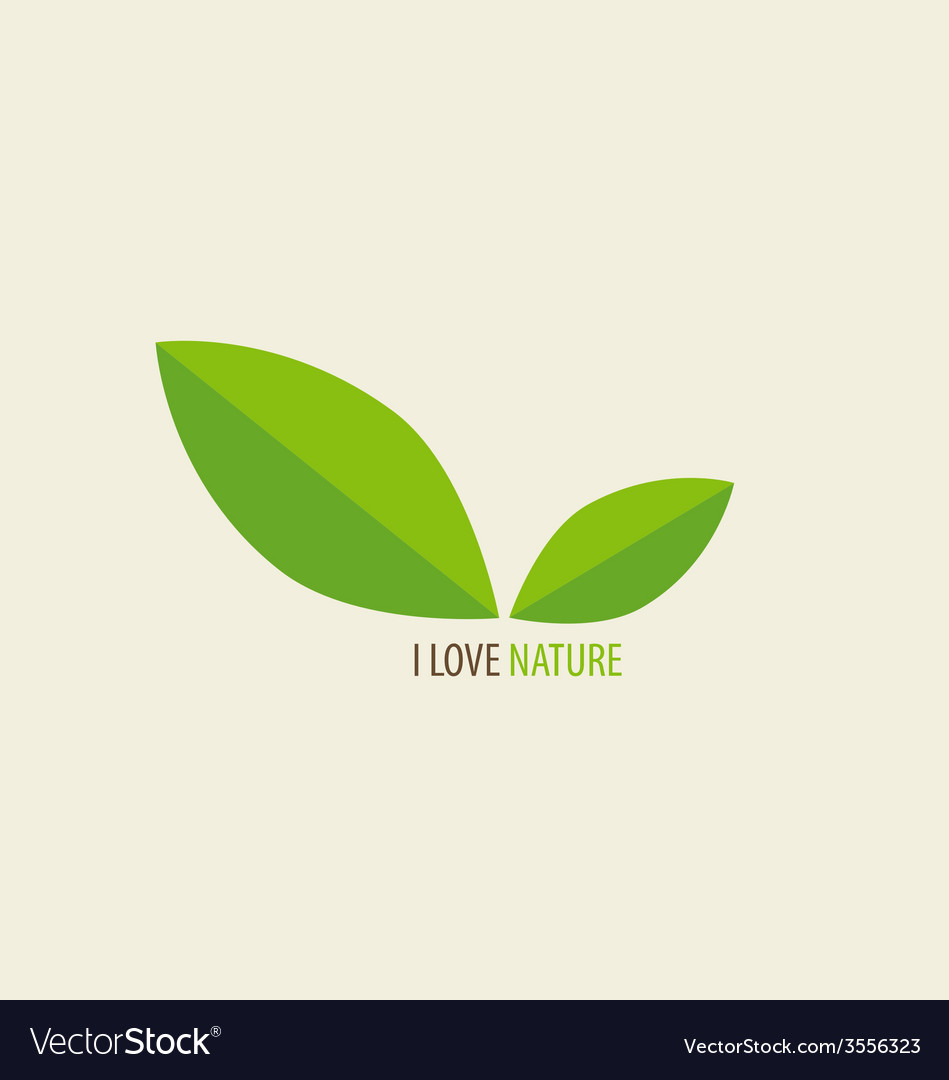 Nature banner vector | Price: 1 Credit (USD $1)