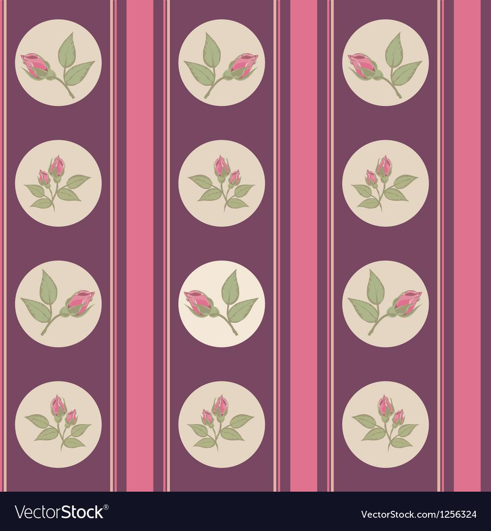 Vintage pattern vector | Price: 1 Credit (USD $1)