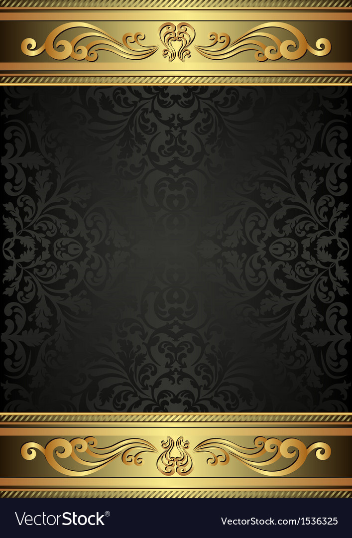 Black background vector | Price: 1 Credit (USD $1)