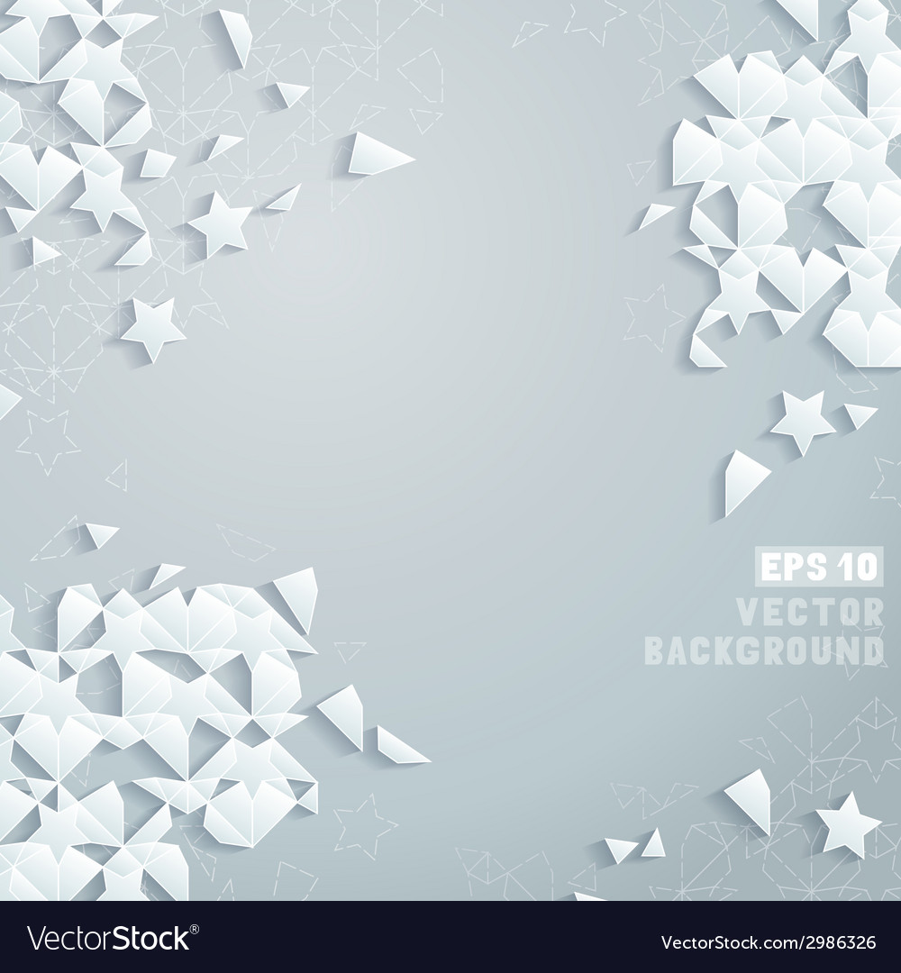 Geometric square banner vector | Price: 1 Credit (USD $1)