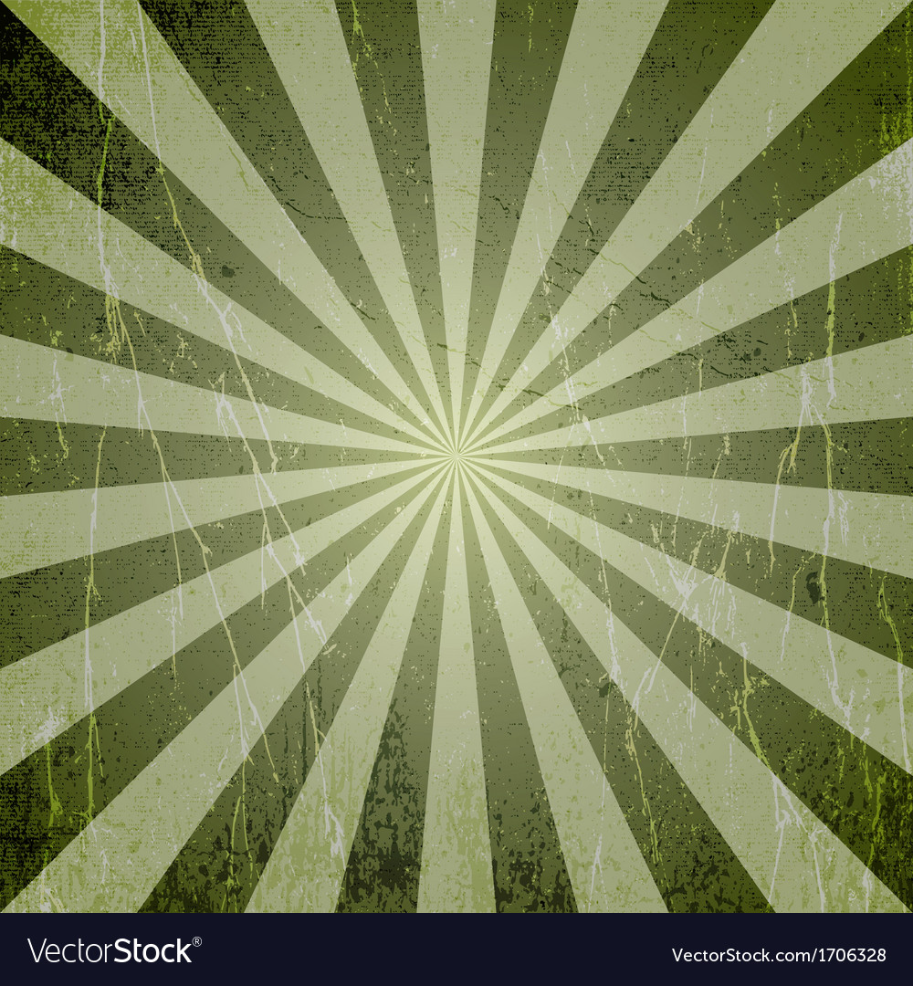 Grunge sun rays vector | Price: 1 Credit (USD $1)