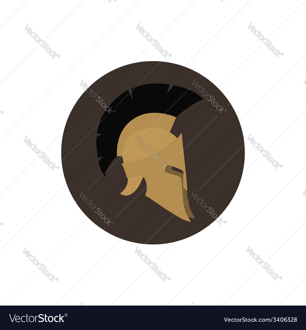 Icon helmet vector | Price: 1 Credit (USD $1)