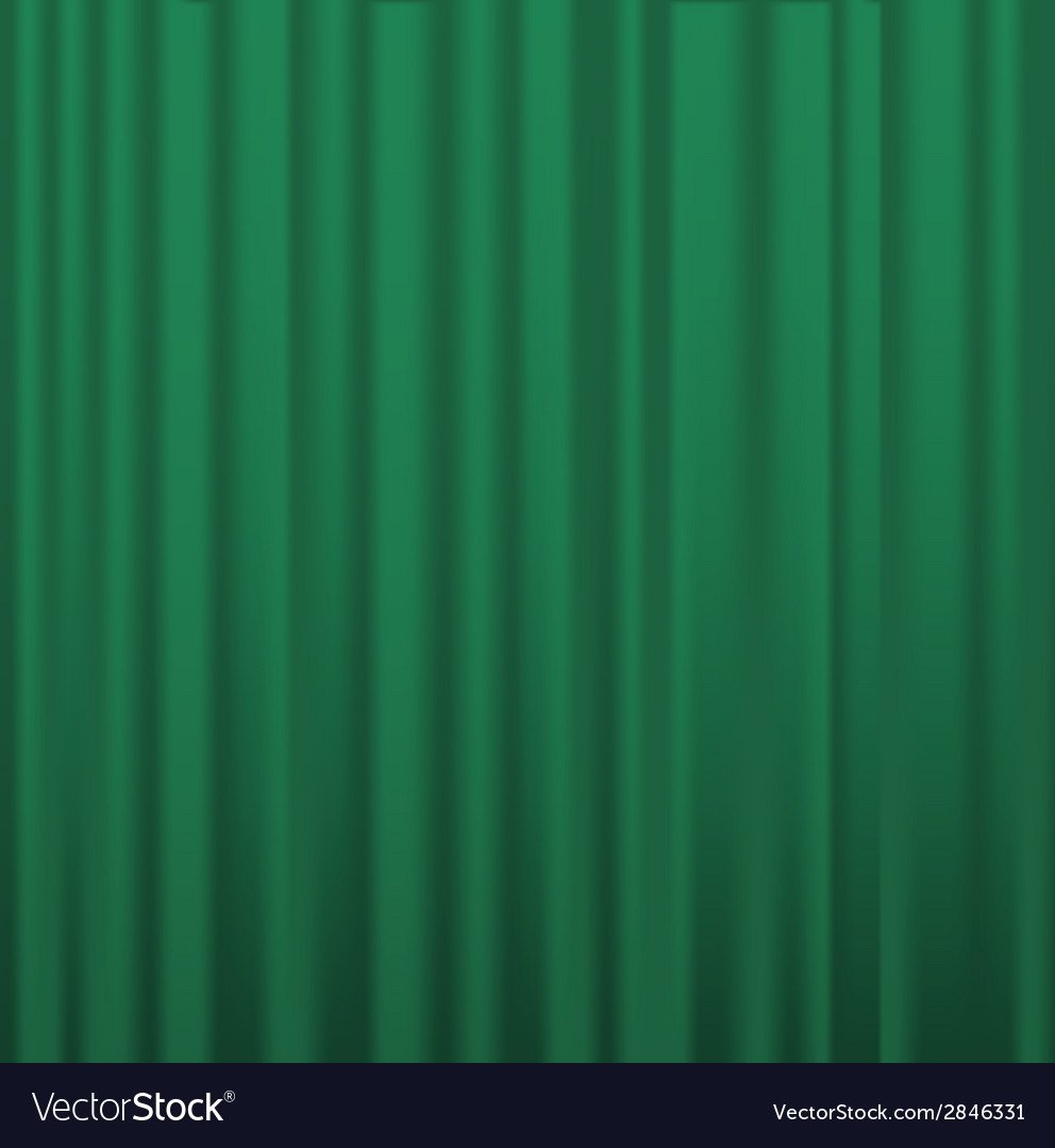 Fabric curtains vector | Price: 1 Credit (USD $1)