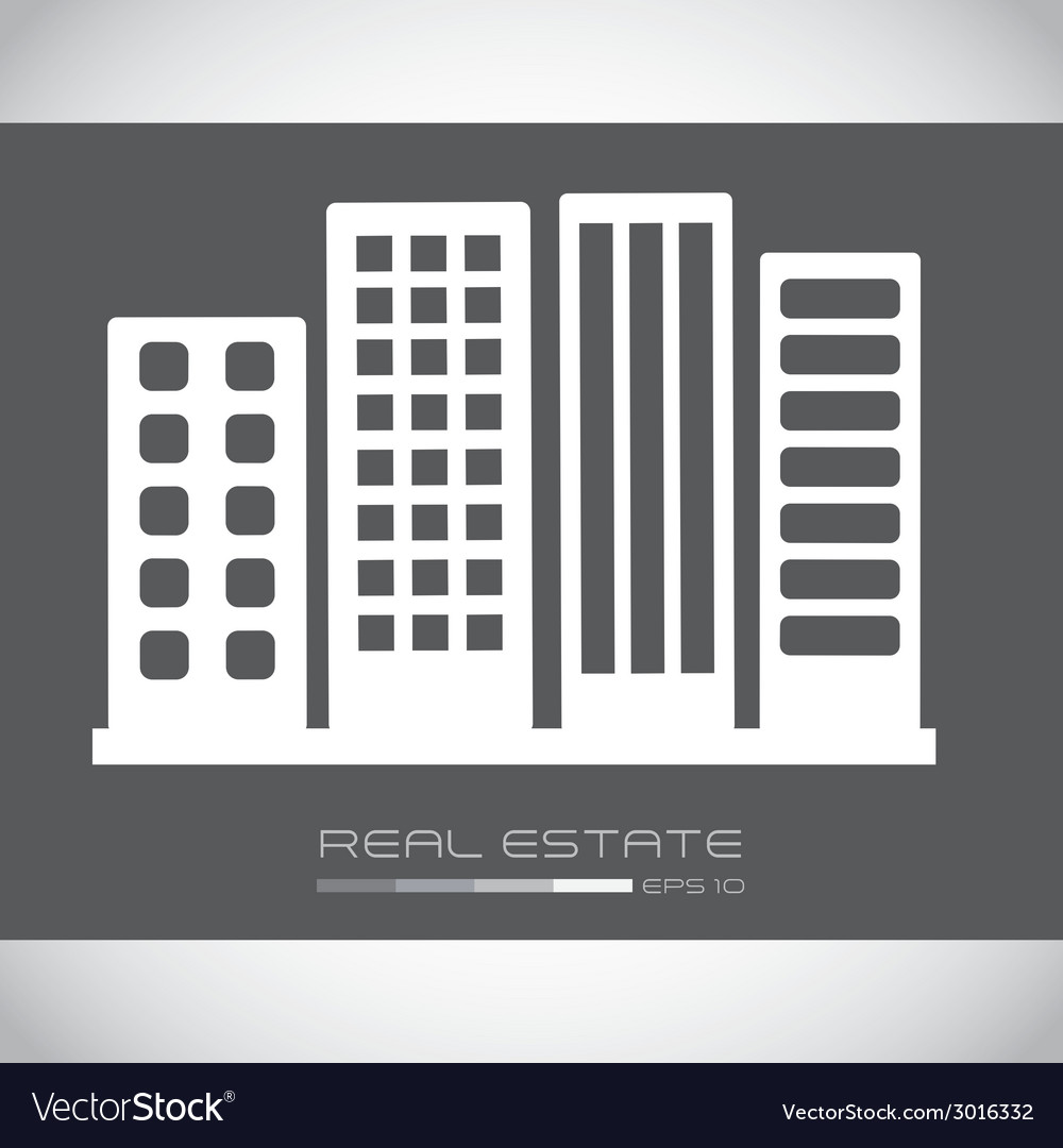 Real state design vector | Price: 1 Credit (USD $1)