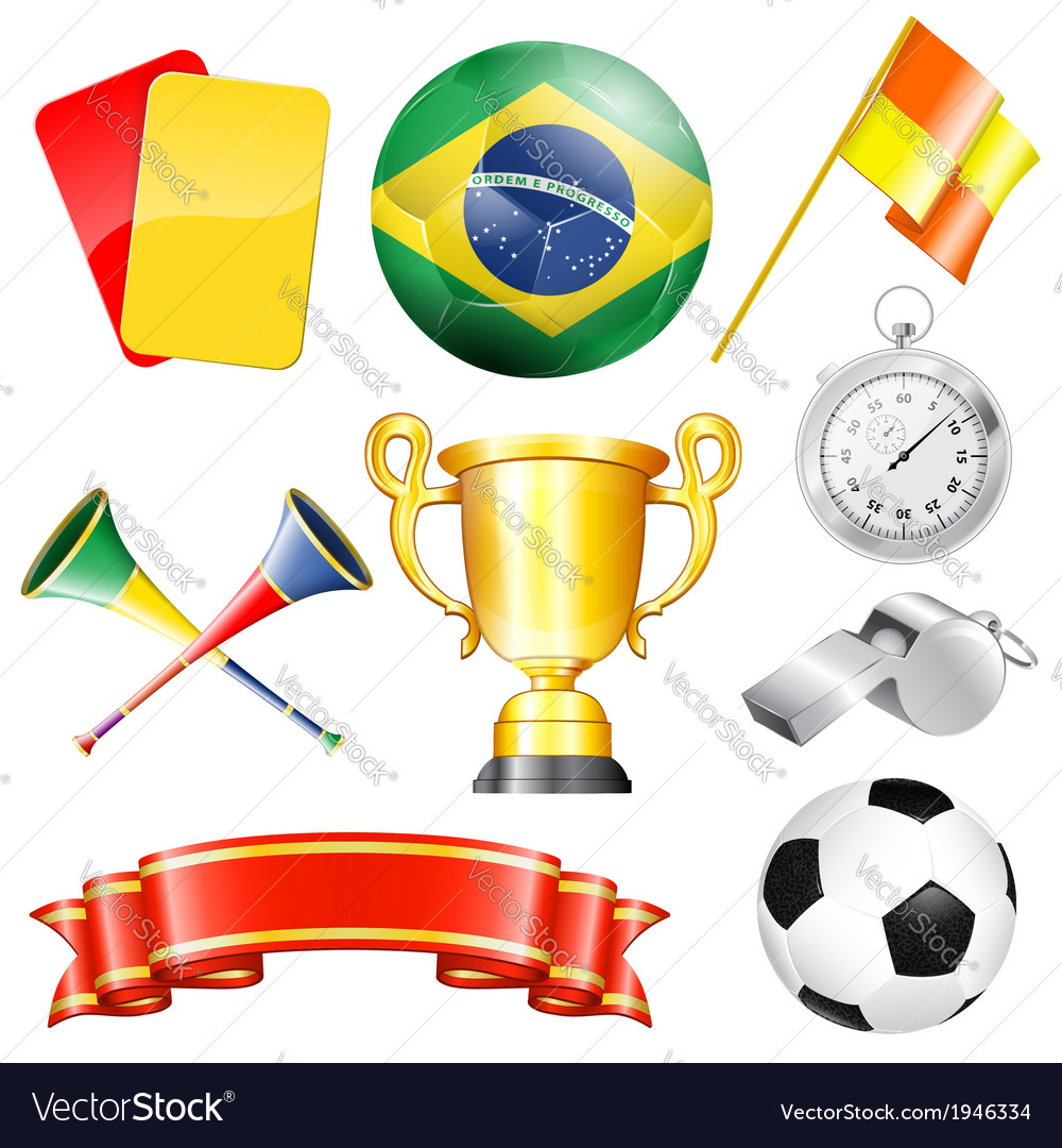 Soccer vector | Price: 1 Credit (USD $1)