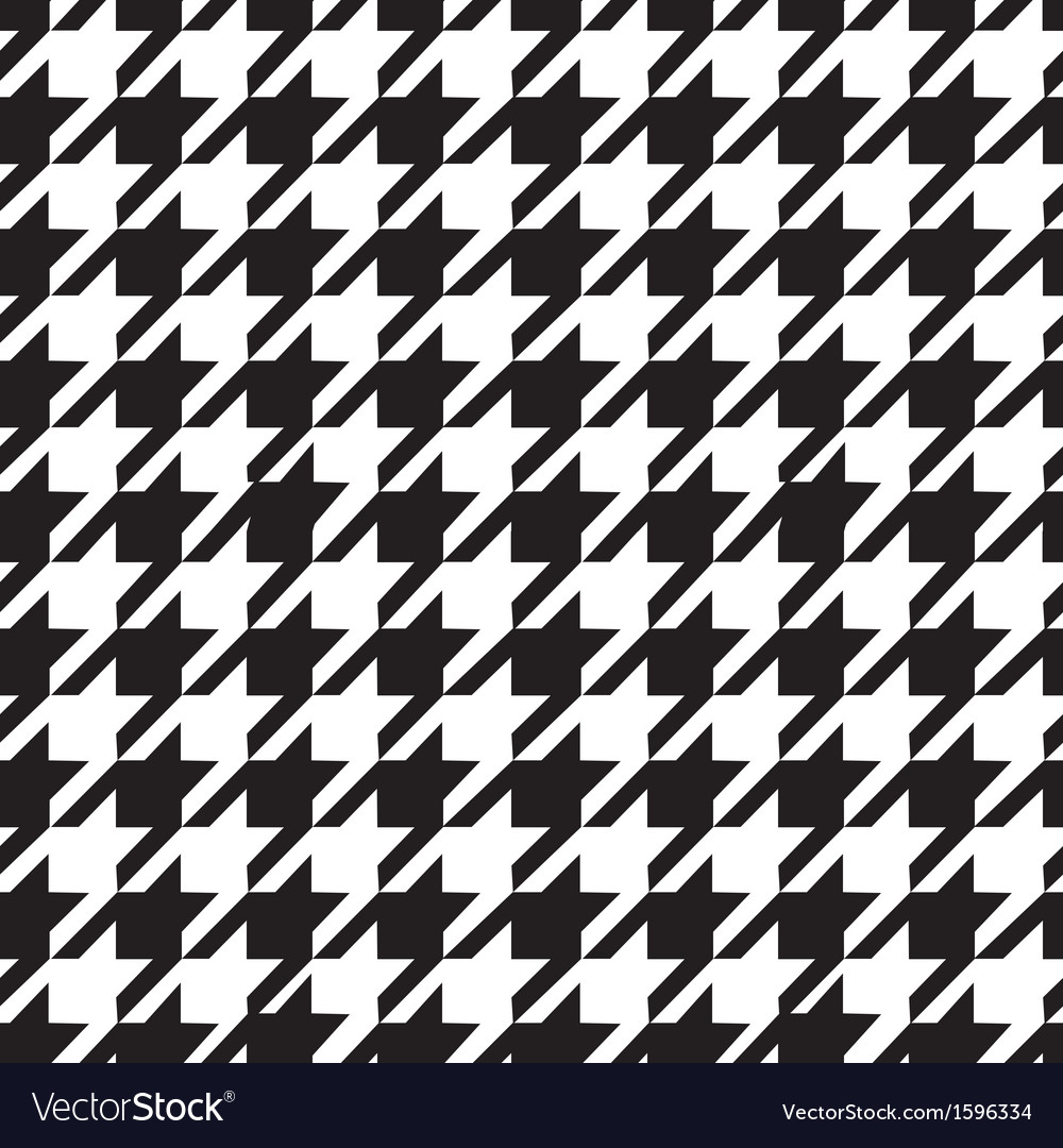 Trendy fabric pattern vector | Price: 1 Credit (USD $1)